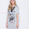 Black Lace Long Sleeve Dress 5