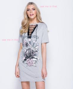 996edd32b98 T Shirt Dress – See Me In That