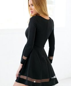 Martini black Skater  Dress 3