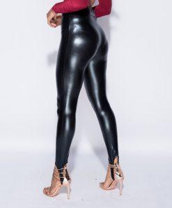 High Waisted Skinny Stirrup Leggings 5